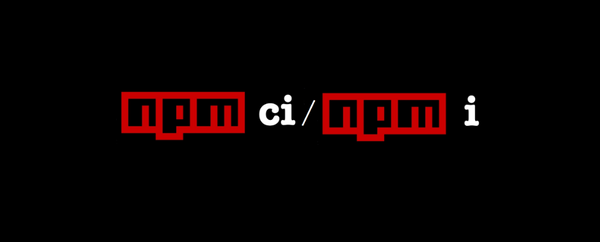 npm install vs npm ci :- When & Why